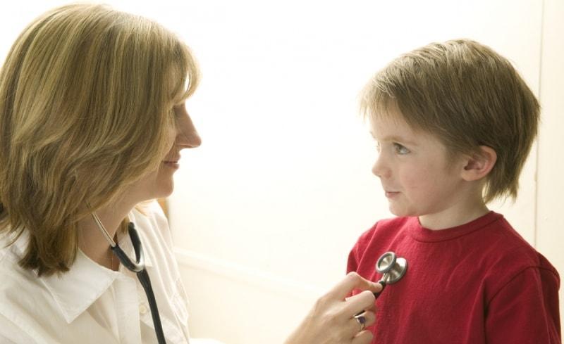 Боль в сердце у ребенка