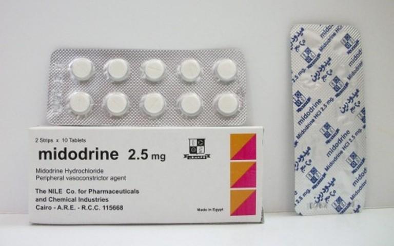 Таблетки Медодрин