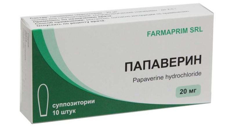Препарат Папаверин