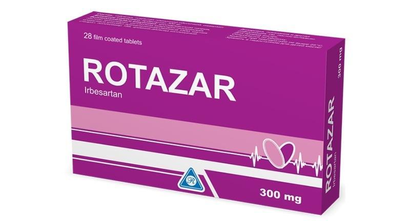 Таблетки Ротазар