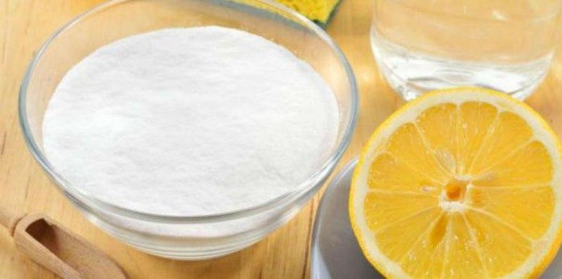 Сода с лимоном рецепт