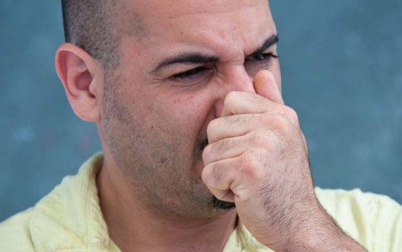 Как сделать так чтобы нос не чесался
