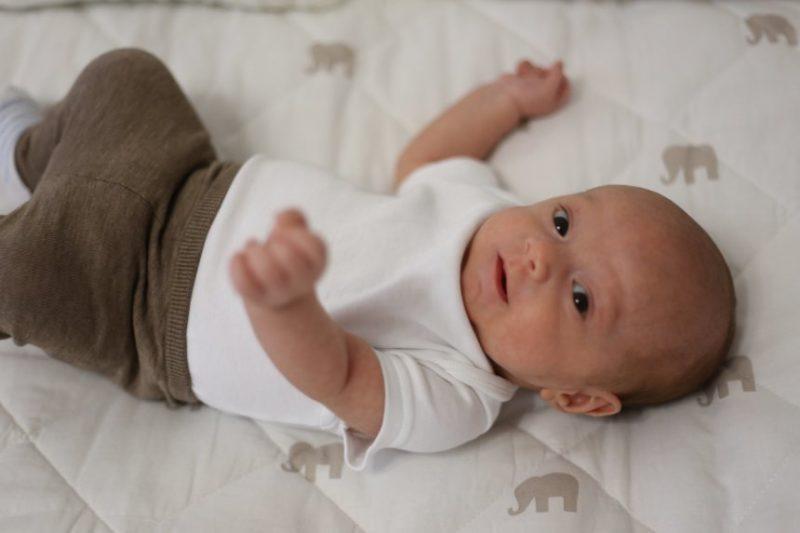 Ребёнок в 2 месяца