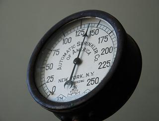 Нормальное атмосферное давление для человека: таблица