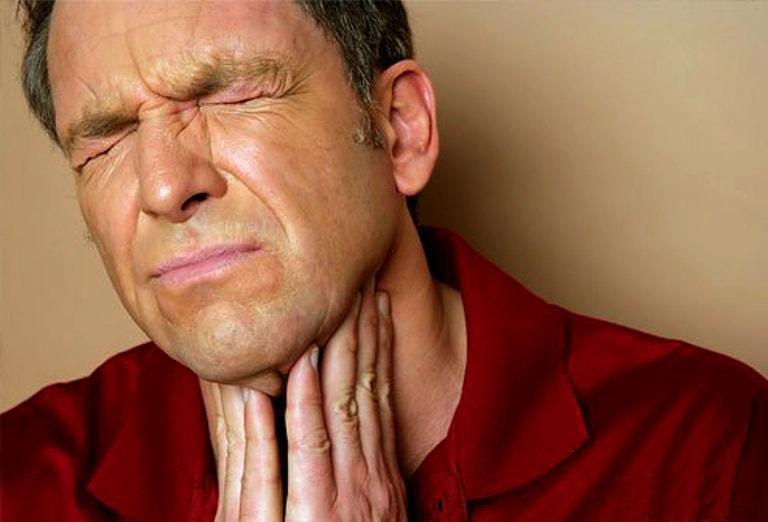 Боль в нижней части лица