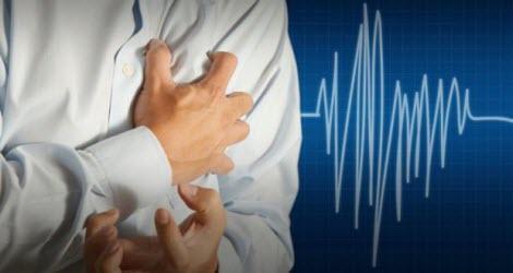 От чего бывает учащенное сердцебиение у женщин