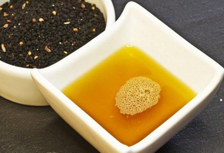 Черный тмин и оливковое масло