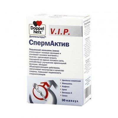 Доппельгерц VIP СпермАктив