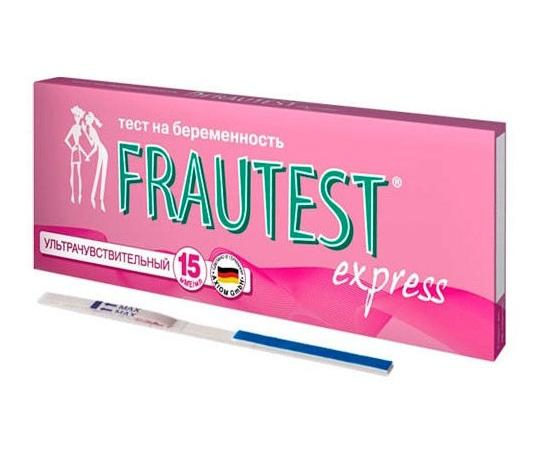 Frautest Express