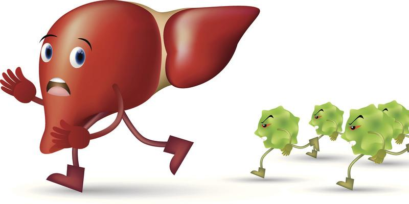 инфицирование печени гепатитом С