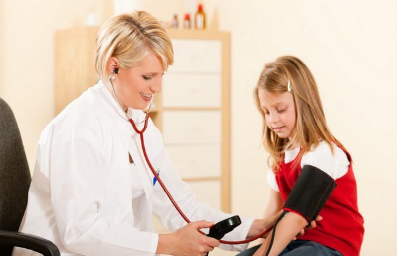 Норма давления у детей – таблица по возрастам