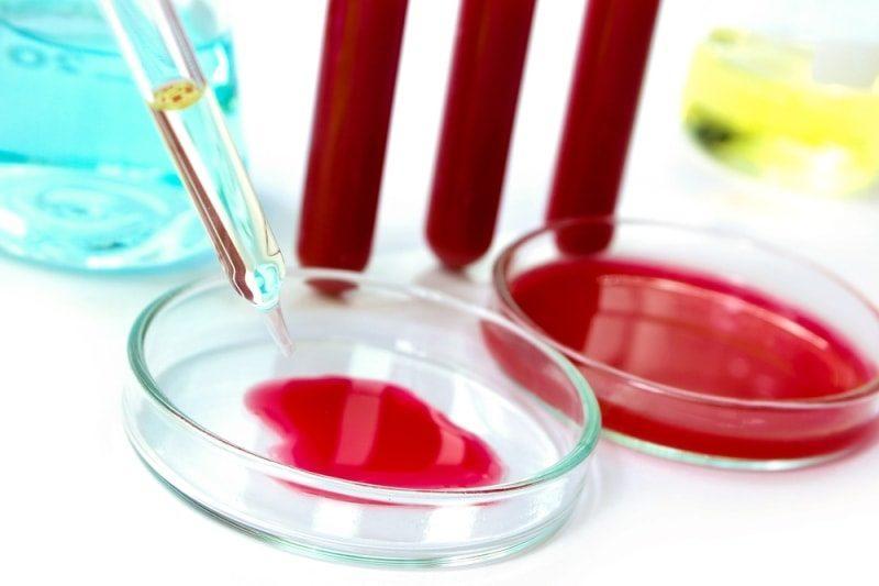 Кровь для анализа