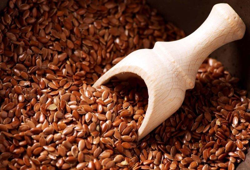 Льняное семя помогает оздоровить сосуды