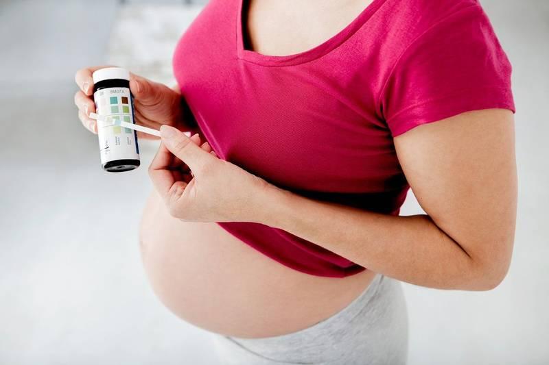 анализ мочи беременной