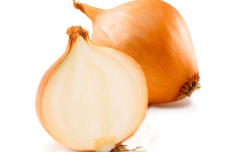 Разрезанная луковица