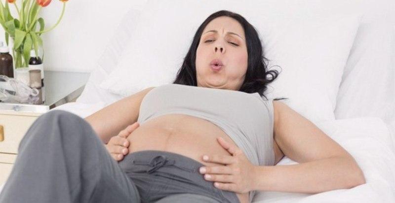 Одышка у беременной женщины