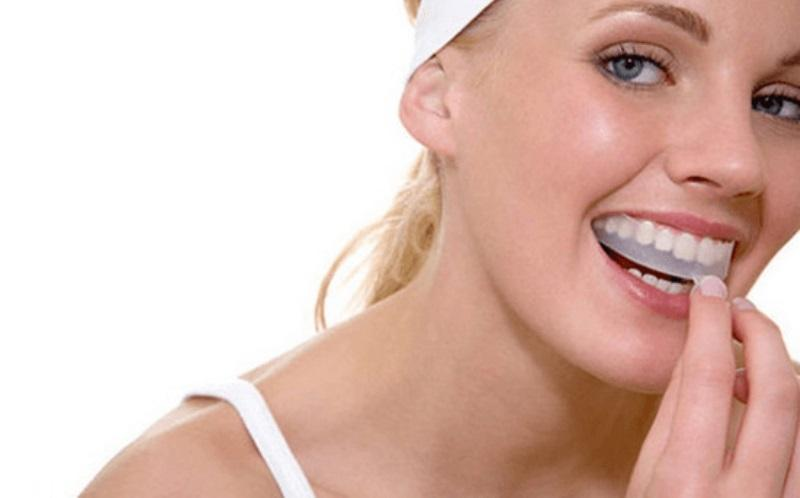 Отбеливающая полоска для зубов