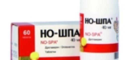 Но-шпа (таблетки и уколы) – правильное применение