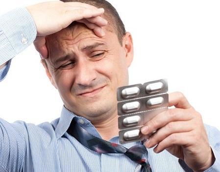 Таблетки от головной боли список эффективных средств