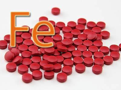 Таблетки для железа в организме название