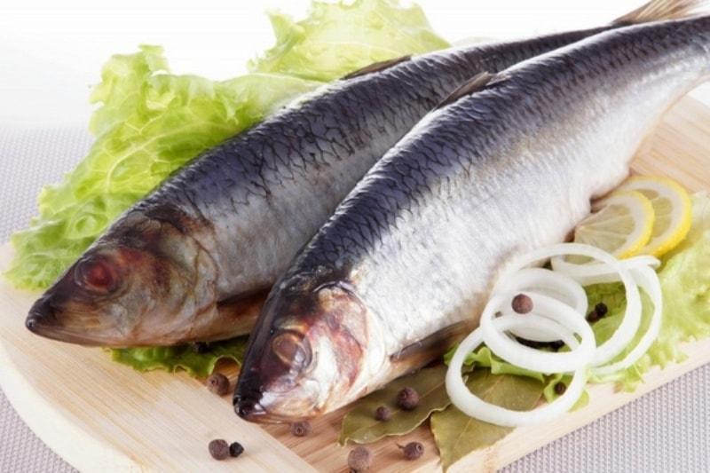 Рыба селёдка