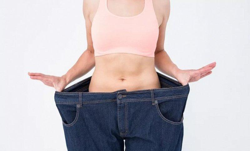 Сильное похудение