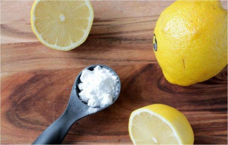 Сода и лимоны