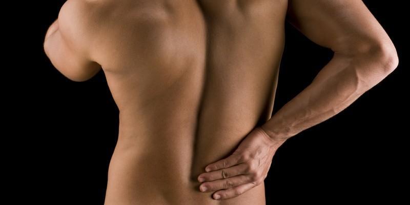 Спазм в мышцах спины