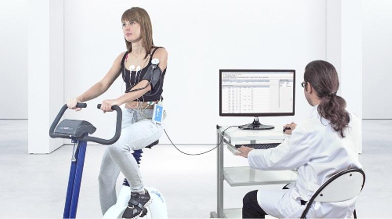 Стресс-электрокардиография