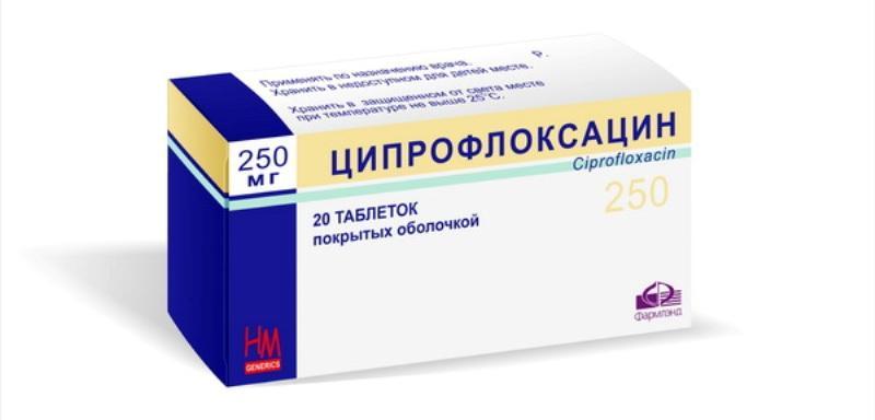 Средство Ципрофлоксацин