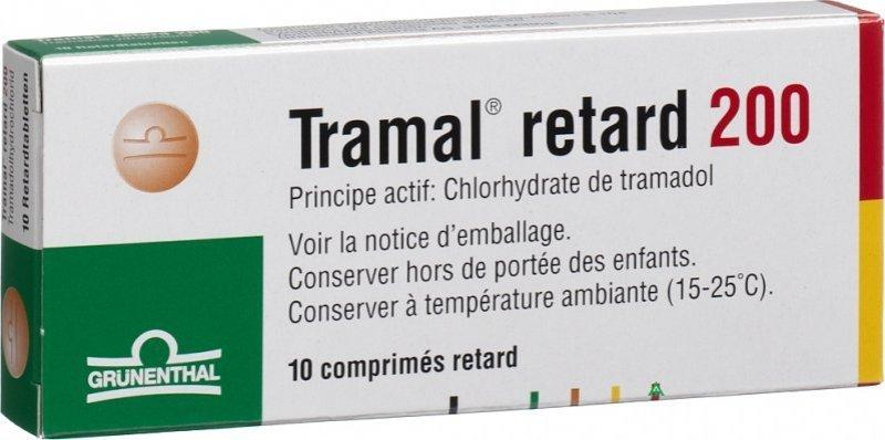 Средство Трамал
