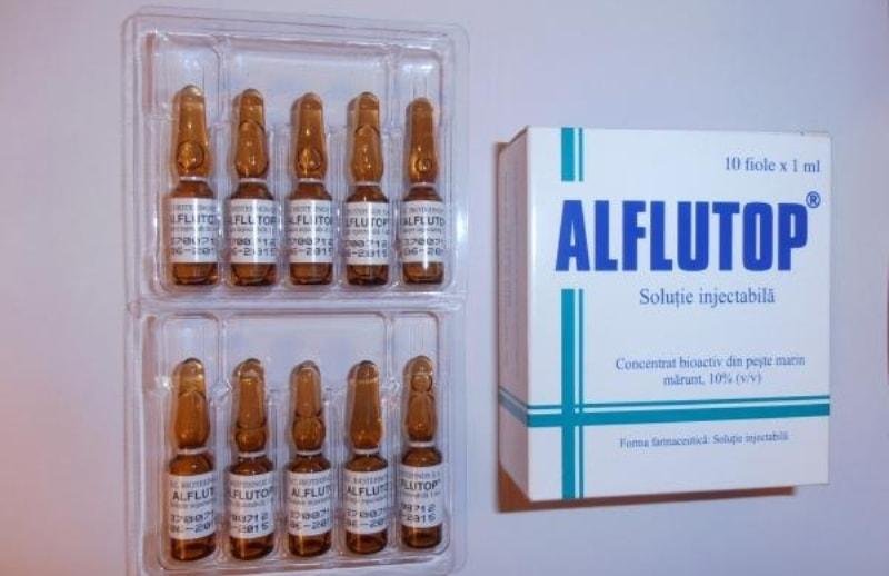 Алфлутоп 1% 1 мл n10 раствор: цена, инструкция, отзывы, купить в.