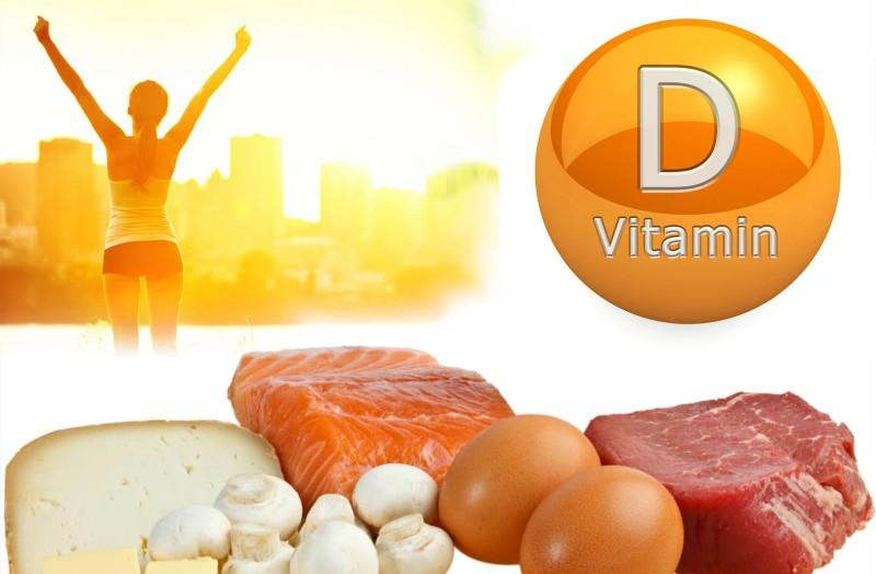 Признаки нехватки витамина Д