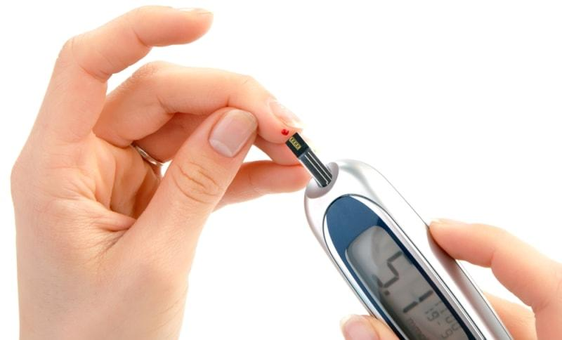 Замер уровня глюкозы в крови