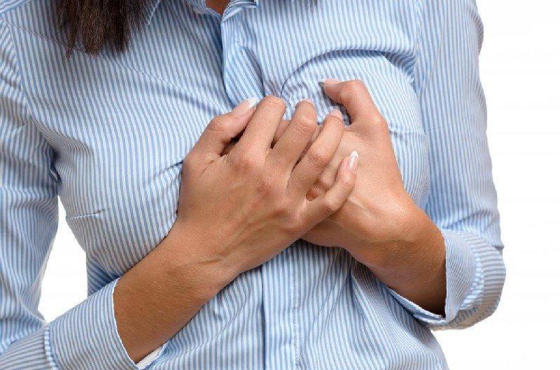 Боли в груди при астме