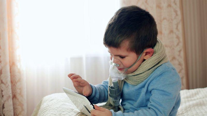 Ингаляции ребёнку