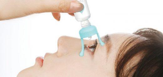 Глазные капли от сухости глаз – список эффективных препаратов