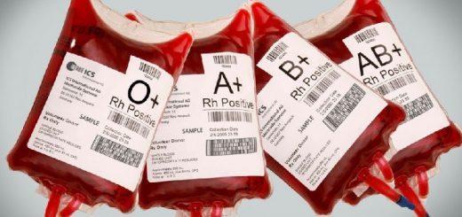 Самая редкая группа крови у человека – мировая статистика