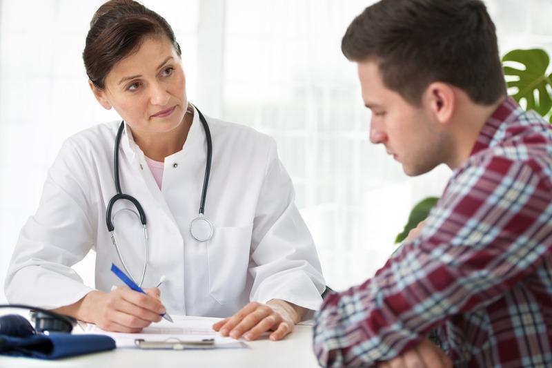 лечение у врача
