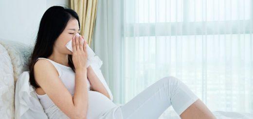 Капли в нос для беременных – разрешенные и запрещенные средства