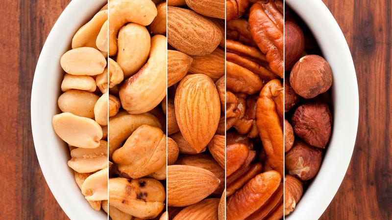 Орехи в питании