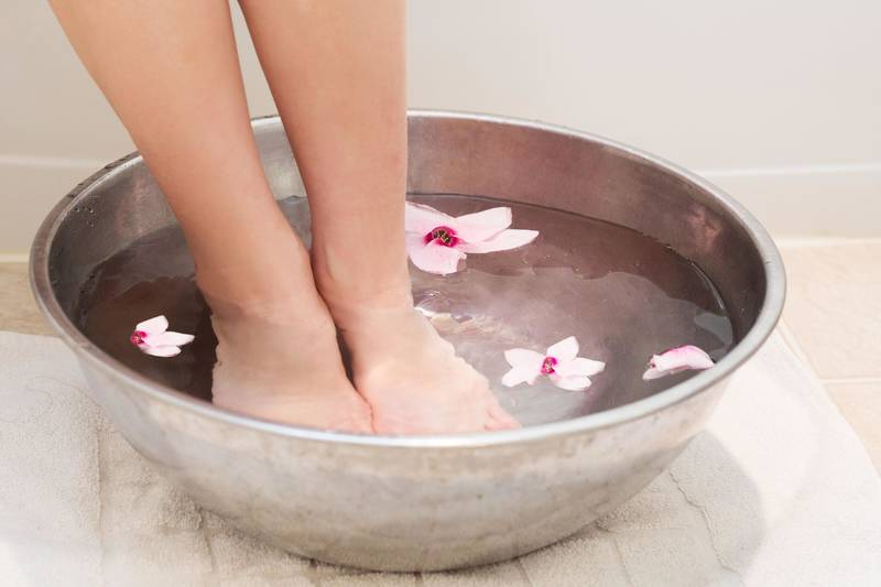 ванна для ног