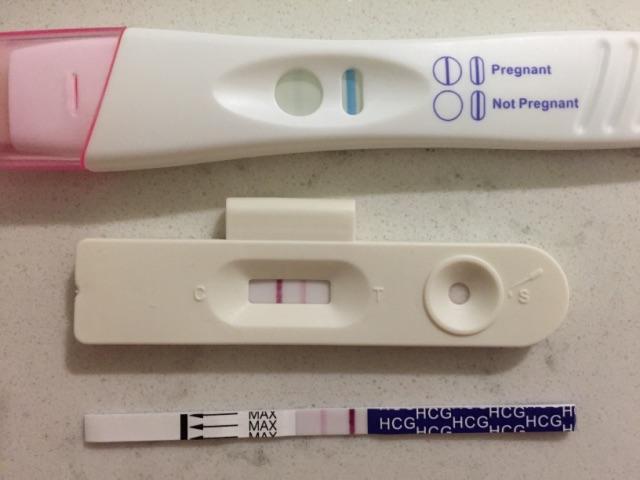 Лучшие тесты на беременность