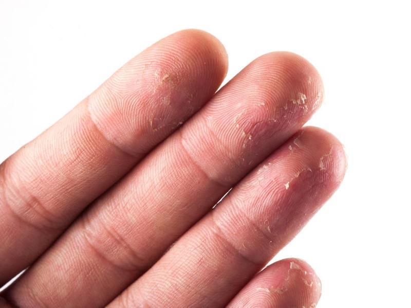 Подушечки пальцев