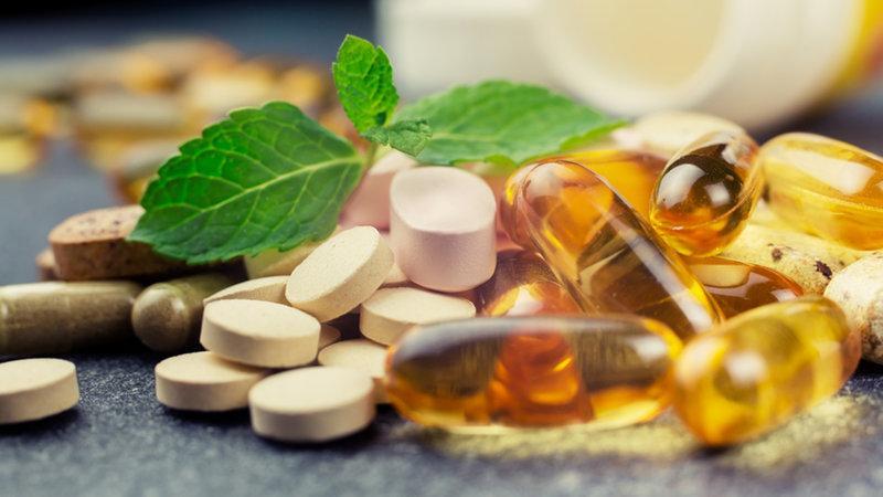 Поливитаминные добавки