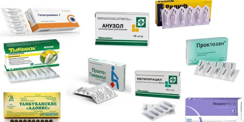 Самые эффективные лекарства от простатита
