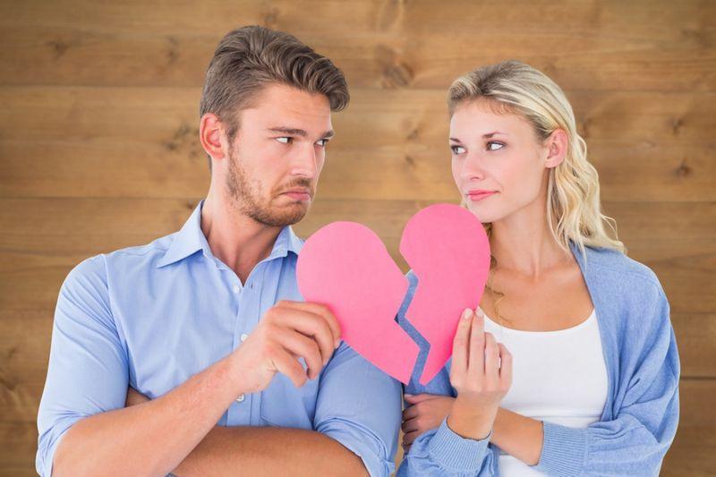Разрыв отношений