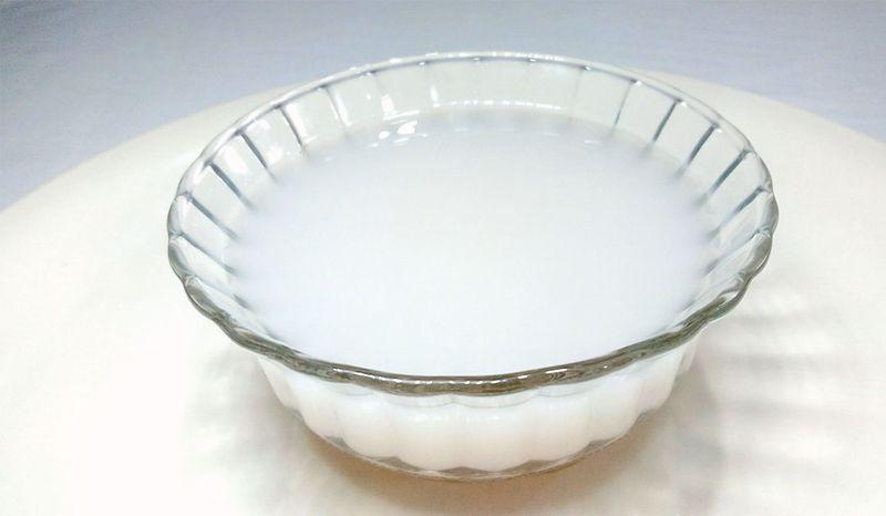 Рисовый отвар
