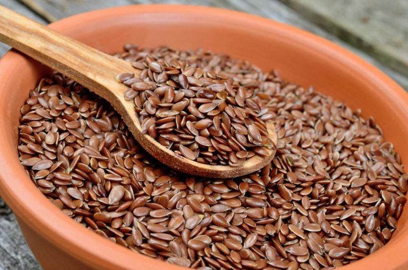 Семена льная