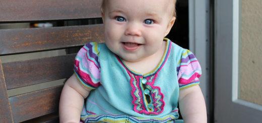Что должен уметь ребёнок в 6 месяцев?